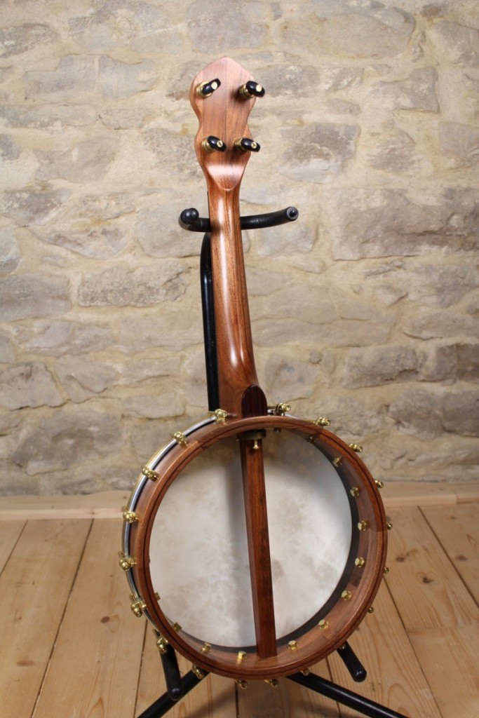 Big Banjolele back